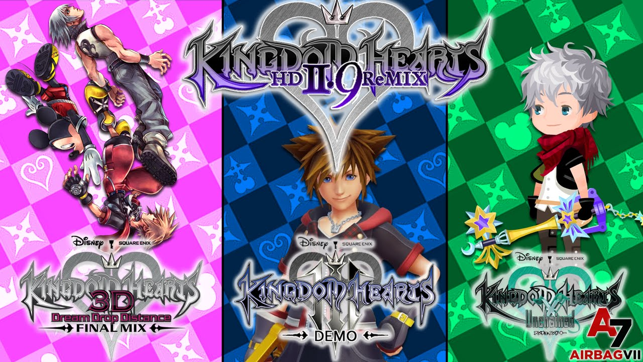 Kingdom Hearts 3' Release Date and News: New Trailer, Rumored 2017 ...