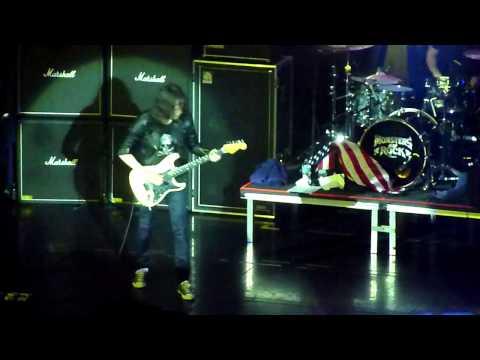 Krokus - Easy Rocker - Monsters of Rock Cruise 2015 MORC