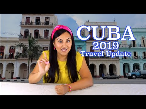 TOP 10 THINGS TO KNOW BEFORE TRAVELING TO CUBA 2019 EDITION