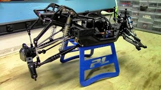 RC Overload - Axial Yeti Upgrade - PT 5 - Blue Monkey Rear Control Arms & Overview