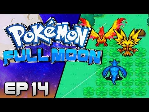 Pokemon Full Moon 🌙 (Fan Game) Part 14 WE HAVE MEGA EVOLUTION!! Gameplay Walkthrough