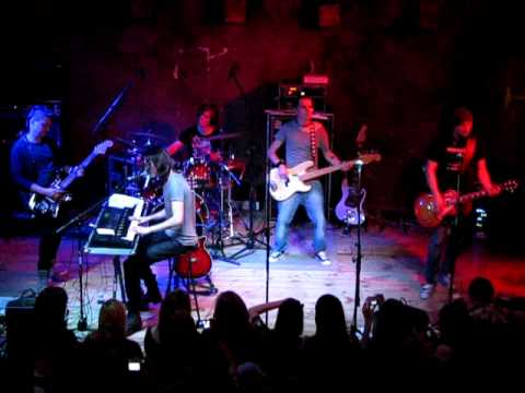 Manchester - List (live Lizard King Toruń 9.10.2011)
