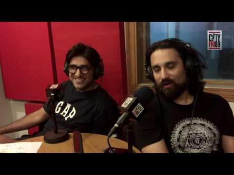 Noori on The Breakfast Show with Khalid Malik