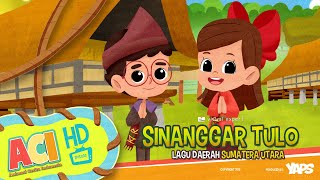 Lagu Sinanggar Tulo - Animasi Cerita Indonesia (ACI)