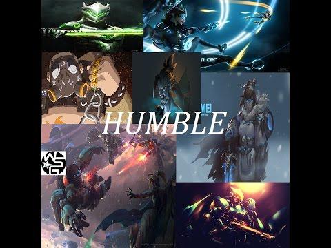 Kendrick Lamar - HUMBLE. (music Video Parody) Overwatch