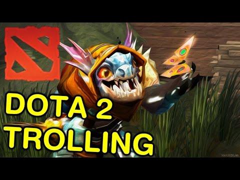 I'M NOT TROLLING (Dota 2 Trolling)