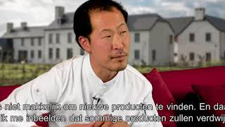 Zero foodmiles, zero foodwaste - Sang-Hoon Degeimbre