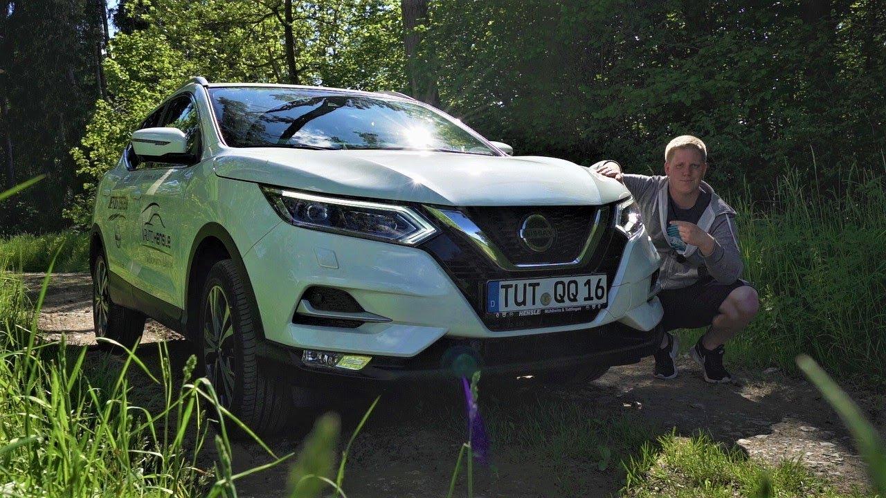 Nissan Qashqai Test >> 2019 Nissan Qashqai Tekna Review Fahrbericht Test