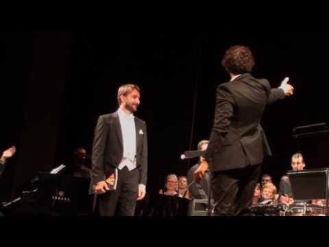 """""""CARMINA BURANA"""" di C. ORFF per """"Invito ad Opera"""" (Curtain Call) – MILANO, 30.6.2017"""