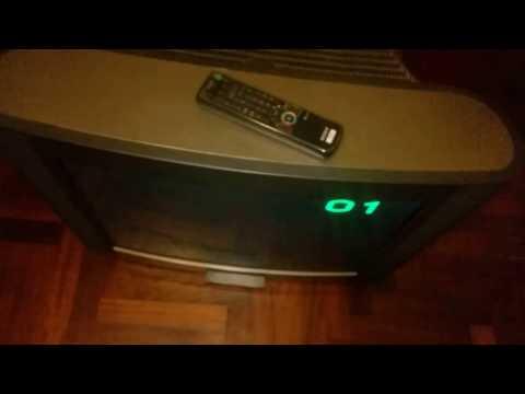 Sony Tv Trinitron 100h KV 29C3D Vintage 90s Television