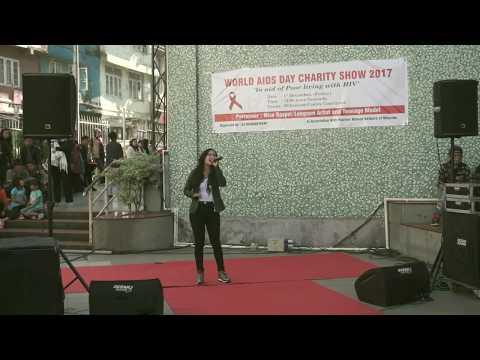 Zualbawihi perform at Millinium Centre - Zakhamna Thlarau