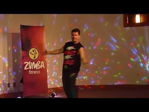 Zumba with Jimmy - Let's get loud/Jennifer Lopez