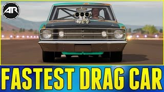 One of AR12Gaming's most viewed videos: Forza Horizon 3 Online : FASTEST DRAG CAR!!!