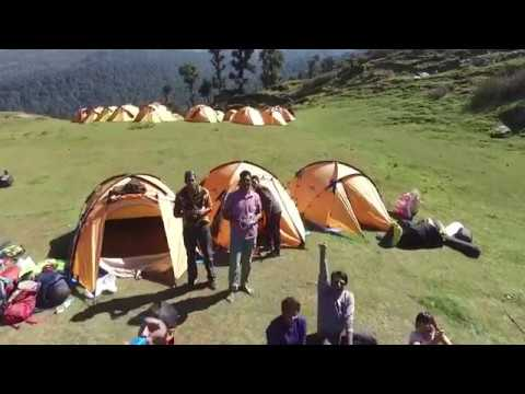IIMI - Himalayan Outbound Program 2016