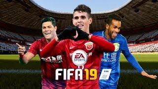 ¡CONFIRMADO! - LA LIGA CHINA ESTARÁ PRESENTE EN FIFA 19!!