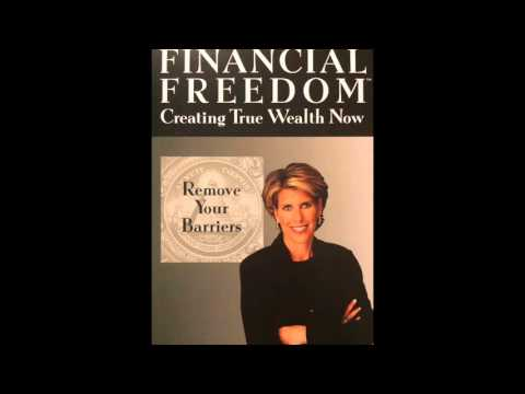 Suze Orman's -Financial Freedom Creating True Wealth Now Pt. 1( Audio)