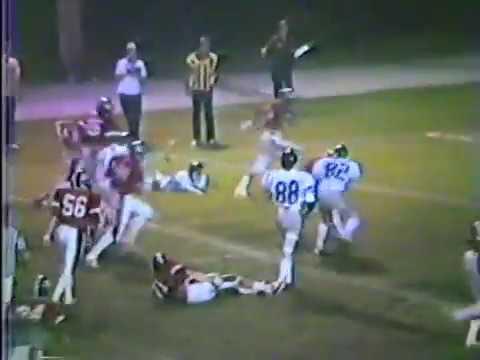 1985 Jonesco Academy Colts at George Walton Academy Bulldogs (football)
