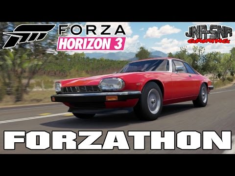 Forza Horizon 3 Forzathon | The Classics Never Die