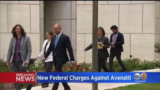 Former Stormy Daniels Attorney Michael Avenatti Indicted On Wire Fraud Charge