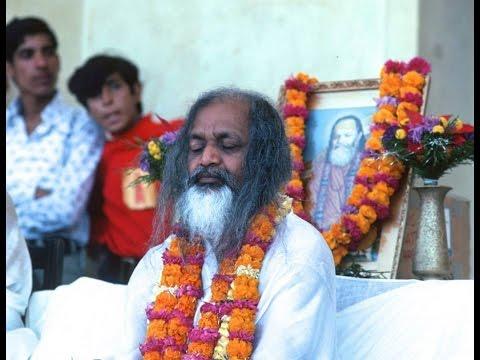Maharishi Mahesh Yogi : The mechanics of Transcendental Meditation