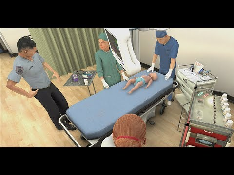 VR's Healthcare Revolution: Transforming Medical Training at CHLA