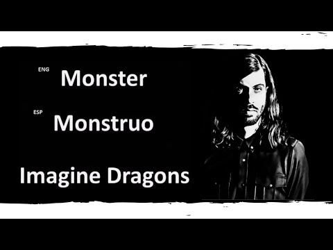 Monster Imagine Dragons Lyrics Letra...