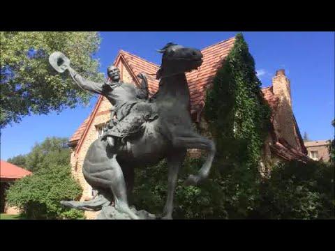 University of Wyoming Campus Video Tour