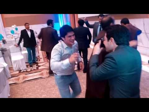 Emirates driving institute party in Hayat hotel in dubai