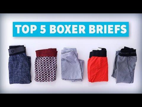 Best Underwear For Men | Top 5 Boxer Briefs (ExOfficio, Lululemon, Tani and More)