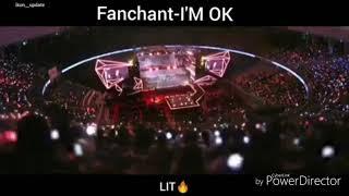 IKON FANCHANT - IM'OK AT GAON CHART MUSIC AWARD 2019