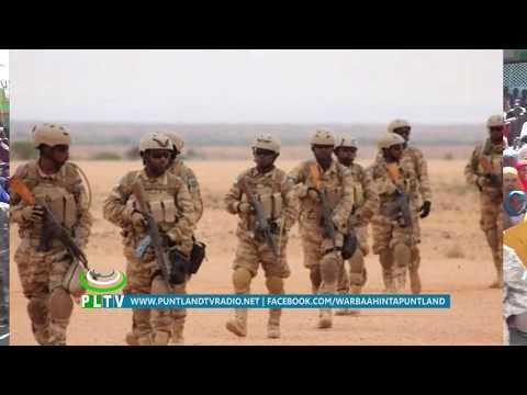 DAWLADDA PUNTLAND AYAA KA HADASHAY WEERERKII SOMALILAND KU SOO QAADAY