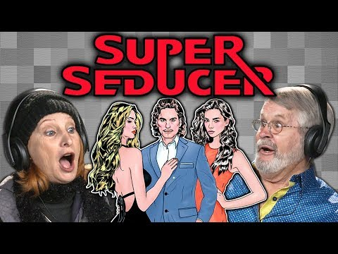 ELDERS LEARN HOW TO FLIRT WITH WOMEN   Super Seducer (React: Gaming)