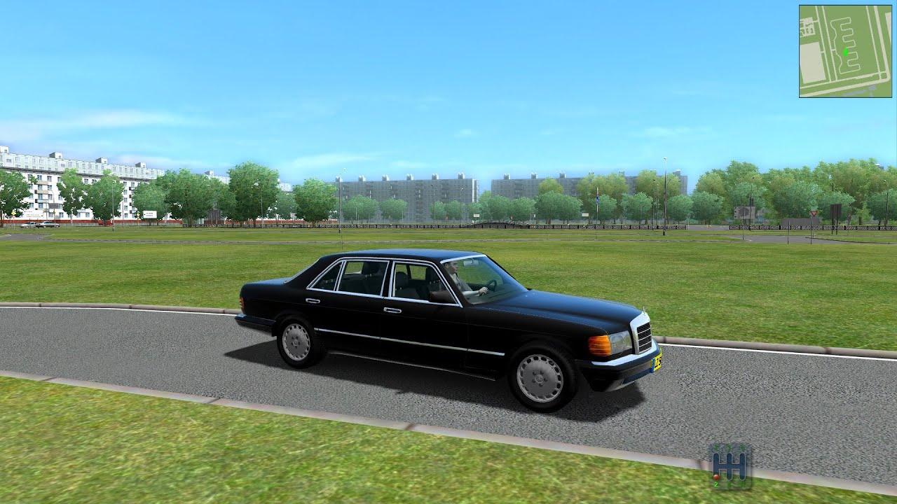 City Car Driving Car Installer