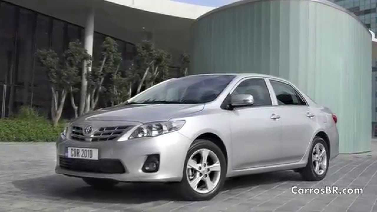 Toyota Corolla 2012 - YouTube