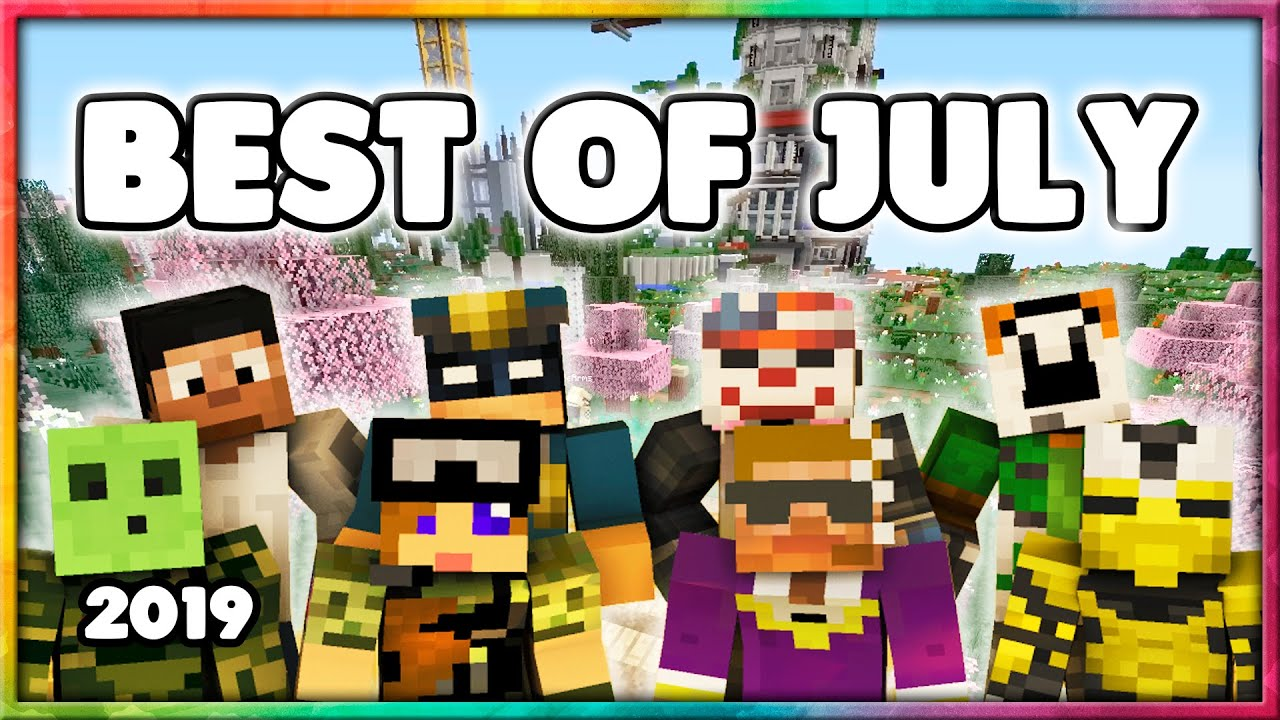 The Crew's Best of July 2019! (Funny Moments Montage)
