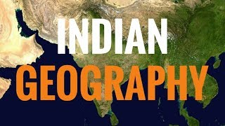 Indian Geography | भारत का भूगोल | Geography in Hindi | SSC, UPSC, Teacher Bharti, RO/ARO
