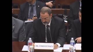 Dr. Philip Christensen - Witness Testimony 9/10/2014