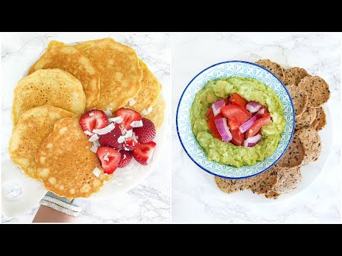 EASY HEALTHY RECIPES! QUICK AND YUMMY!