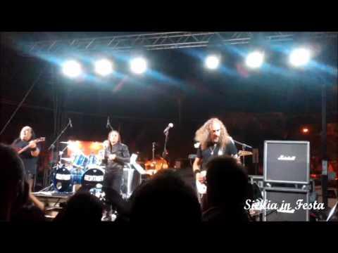 METATRONE LIVE - VIGILIA FESTA MARIA SS. DEL ROSARIO ( GRAVINA DI CATANIA 2015 )