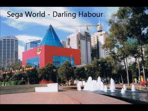 Sydney that I grew up in and now miss - 1990s fun times