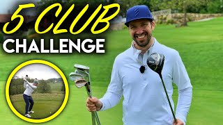 The 5 Club Challenge!