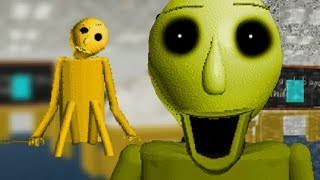 GOLDEN BALDI FOUND! | Five Nights at Baldi's Basics in Education and Learning