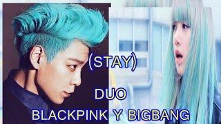 BLACKPINK Y BIGBANG / STAY DUO