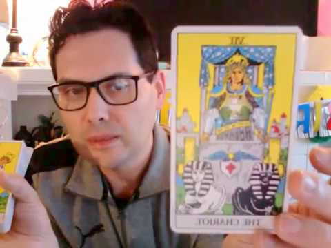 Unboxing The Rider Waite tarot deck for the first time showing you each card.