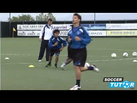 Ball Control 2 DVD  Soccer Italian Style Academy Technical Skills Training Program