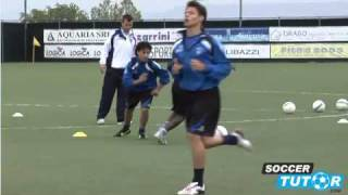 Ball Control 2 DVD - Soccer Italian Style Academy Technical Skills Training Program