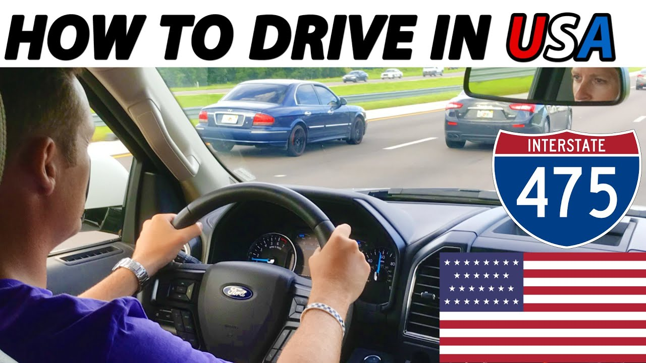 Download How to drive in USA - 6 easy steps USA NEWS TODAY