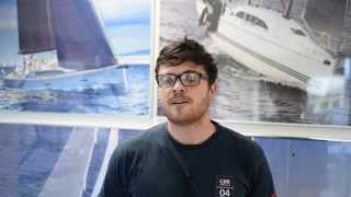 In conversation with employed Yacht Design graduates