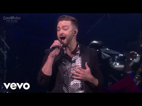 Rock Your Body & CANT STOP THE FEELING!  Eurovision Song Contest 2016