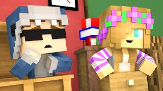 minecraft school love at first sight again minecraft roleplay